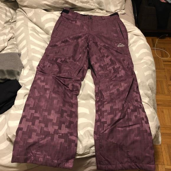 402977546 McKinley ski/snowboard pants soft shell NWOT